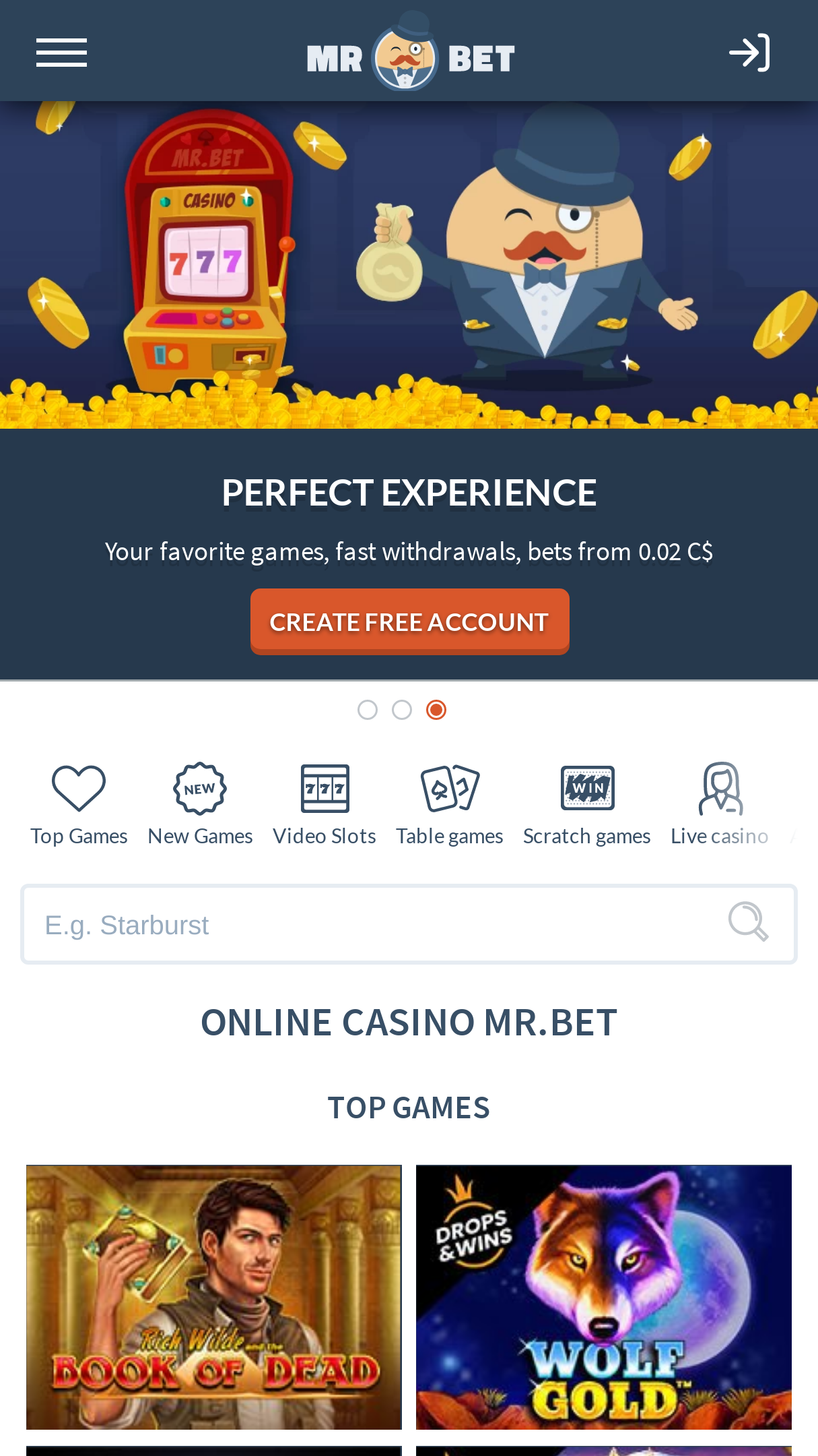 Mr Win Bonus Code