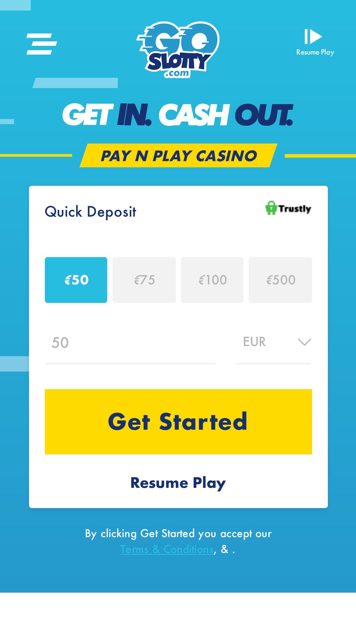 GoSlotty Casino Bonus Codes 2021
