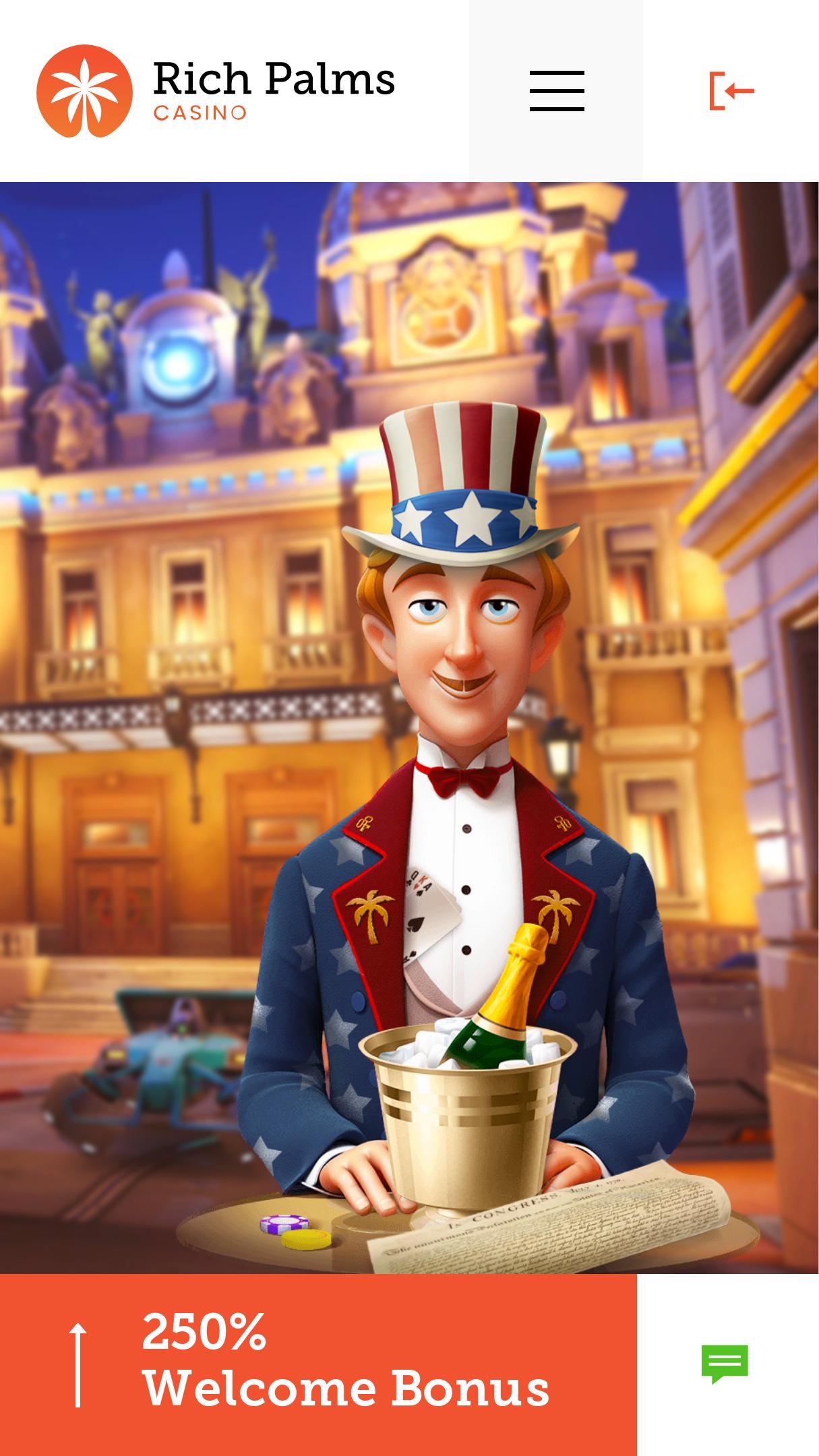 Rich Palms Casino Reviews