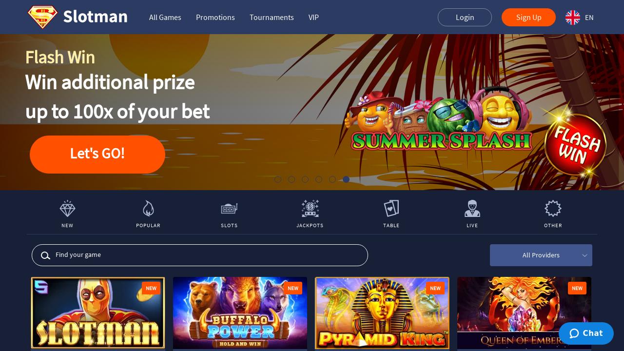 Slotman Casino Bonus Codes 2021