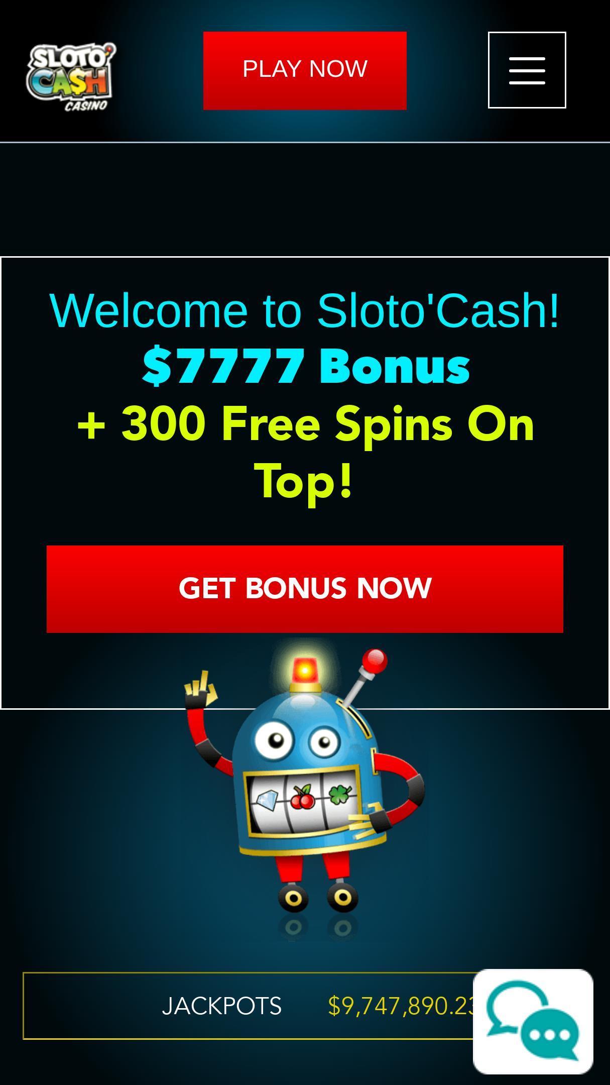 Slotocash No Deposit Code 2021