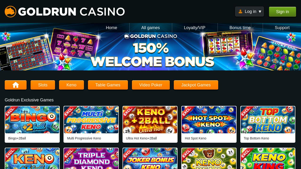 Gold Run Casino
